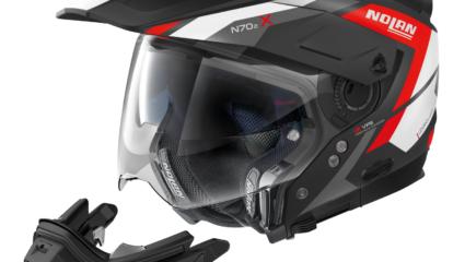 Nolan N70-2X adventure bukósisak