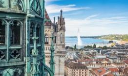 Genfben megtiltják a motorozást a buszsávban
