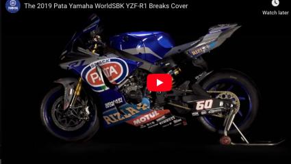 2019 Pata Yamaha WorldSBK YZF-R1
