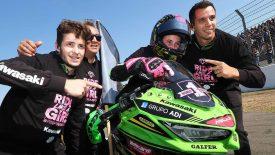 Ana Carrasco új csapattal vág neki az idei évnek