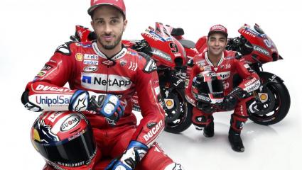 Bemutatták a Ducati Desmosedici GP 2019-es verzióját