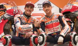 Bemutatták a Honda MotoGP csapatát