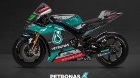 Team Petronas SRT Yamaha M1