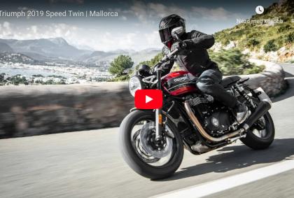 Triumph Speed Twin 2019