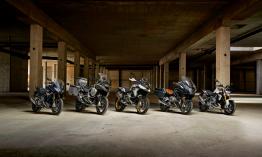 Zsinórban nyolcadszor: a BMW Motorrad 2018-ban nyolcadszor ért el új értékesítési csúcsot