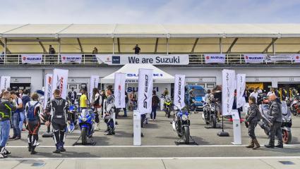 Suzuki Motofest - Május 4. - Hungaroring