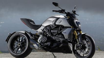 A Ducati Diavel design tervét díjazták