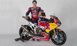 Eladó Nicky Hayden Superbike motorja