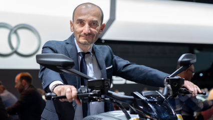 Izgalmas fejlesztésekről beszélt Claudio Domenicali Ducati elnök