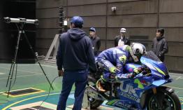 Légcsatornában tesztelt a Suzuki GP csapat