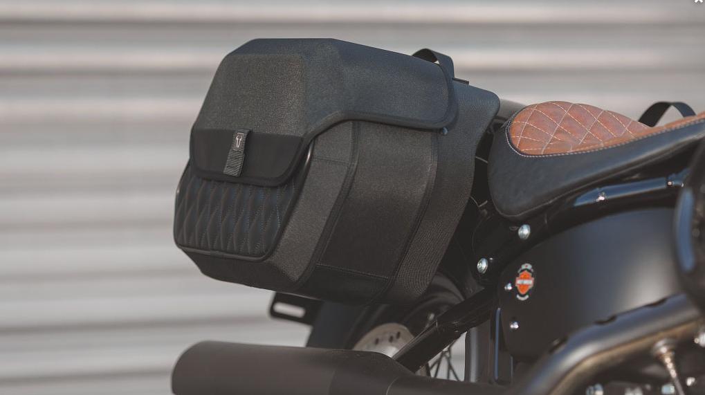 SW-Motech Legend Gear oldaltáskák Harley modellekre
