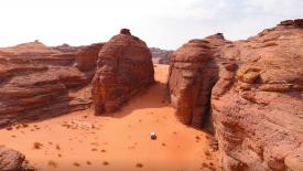 A Dakar Rally a Közel-Keletre költözik
