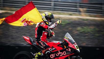 Bajban lehet a Ducati Bautistával