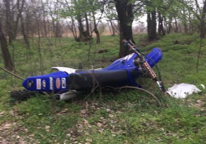 Életét vesztette egy motoros Vácrátót külterületén