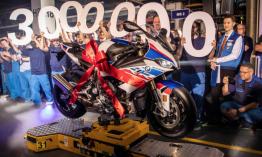 Hárommillió BMW motorkerékpár 50 év alatt.