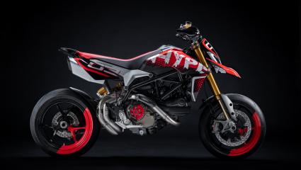Ducati Hypermotard 950 koncepció