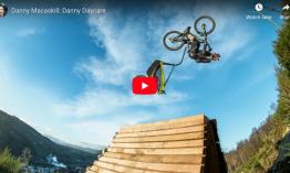 Egy kis szórakozás Danny Macaskill legújabb videójával