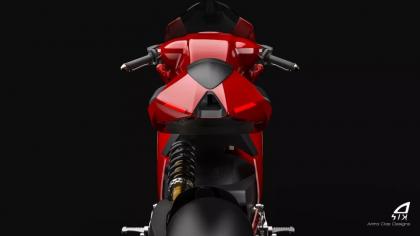 Elektromos Ducati Panigale?