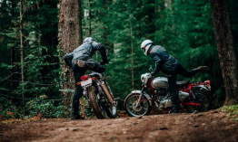 Royal Enfield Trial 500
