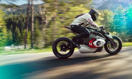 BMW Vision DC Roadster - A jövő zöld és csendes
