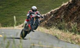 Ducati V4 Streetfighter - VIDEÓ