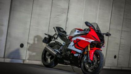 Húsz éves lett a Yamaha R6