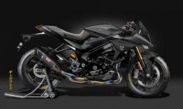 Még erősebb, limitált Katana érkezhet a Milánói motor shown