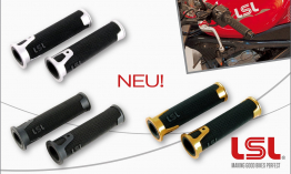 Új markolatok a német LSL cégtől!
