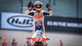 Marquez/Sachsenring: 10-0