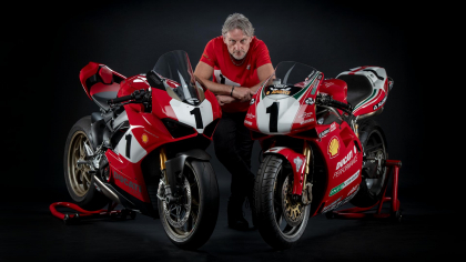 Panigale V4 25° Anniversario 916 (Limited edition)