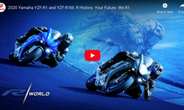 Új Yamaha R1 2020