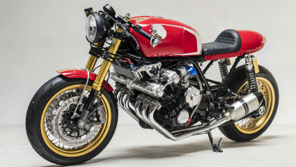 CBX1000 by Mandrill Garage