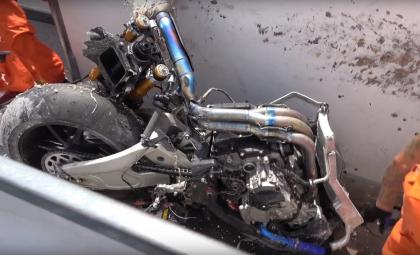 Ez egy 89.000 eurós HP4 Race volt (VIDEÓ)