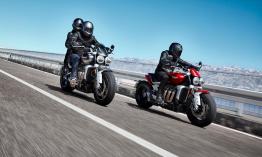 Még több Rocket modell a Triumph-tól, jön a Gran Turismo és a Roadster