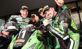 SRC Kawasaki az endurance világbajnok!