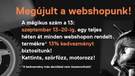 Megújult az Euromotor webáruháza