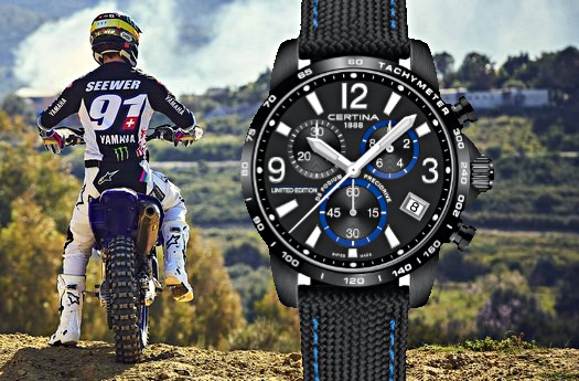 Certina DS Jeremy Seewer Edition Watch