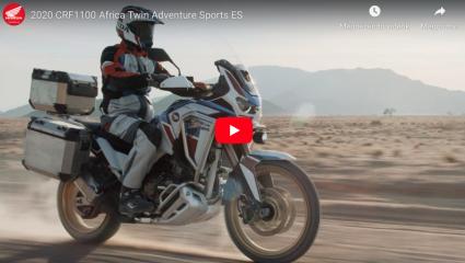 CRF1100L Africa Twin és Adventure Sports