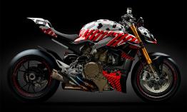 Hivatalos - Ducati Streetfighter V4 - 208 LE, 178 kg