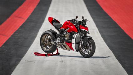 "Új Ducati Streetfighter V4: ""The Fight Formula"""