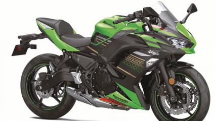 2020-ban megújul a Kawasaki Ninja 650