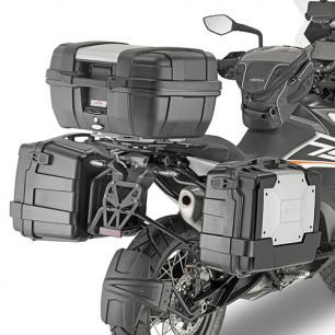 Új KAPPA kiegészítők KTM 790 Adventure ('19) és Adventure R ('19) motorhoz