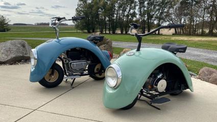 Volksbike – Brent Walter