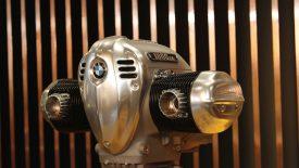 """A BMW Motorrad bemutatja az R18 """"Big Boxer"""" motorblokkját."""
