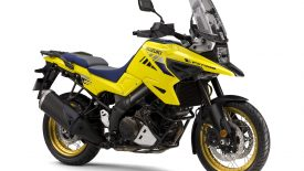 A múlt ihlette új Suzuki V-Strom 1050