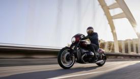 BMW Motorrad Concept R 18 és R 18 /2 motorkerékpárok