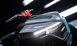 CF Moto Evolution koncepció
