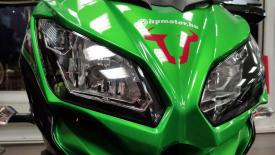 Kawasaki Versys 650 + Ajándék SW-Motech Trax Adv alu doboz AKCIÓ
