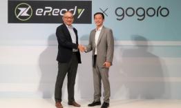 Suzuki és Gogoro partnerség az elektromos robogók piacán