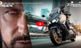 Új Yamaha TMAX 560 és TMAX Tech MAX 560 - 2020